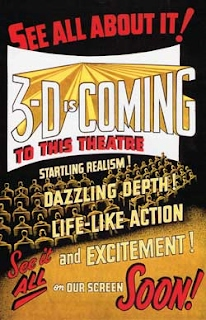 3-D is Coming